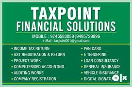 Accounts assistant/ Trainee for a tax consultant firm
