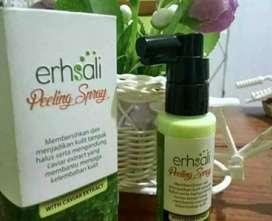 Ershali Peeling Spray Produk Original NASA Natural Nusantaral Herbal