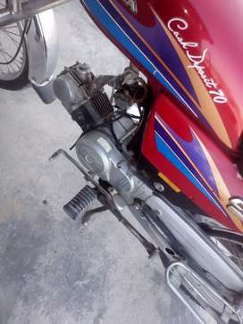 Honda CD 70 for sale