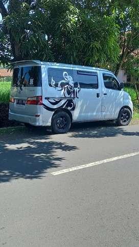 Daihatsu Luxio 2009  type D