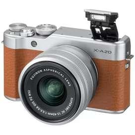 Fujifilm X-A20 Credit 3menit