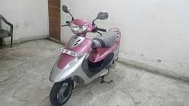 Good Condition TVS Scooty PepPlus with Warranty |  0656 Delhi