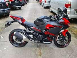 Ninja 250 FI ABS