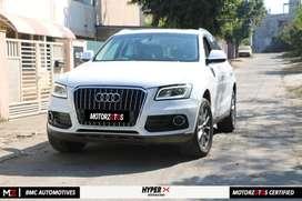 Audi Q5 2.0 TDI quattro Premium Plus, 2014, Diesel