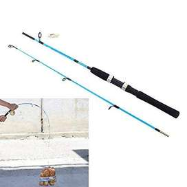 Fishing Solid Unbreakable Rod 6 Feet