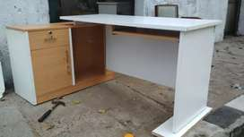 Cash counter, office tables, Lshape counters, almirah
