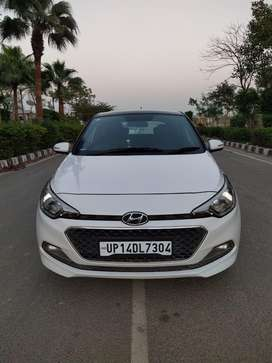 Hyundai i20 Asta 1.4 CRDI 6 Speed, 2017, Diesel
