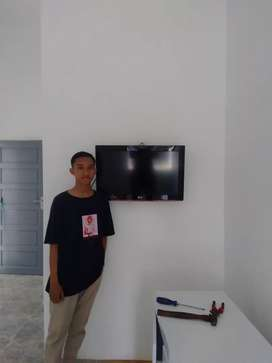 Bracket#pasang led tv mtp