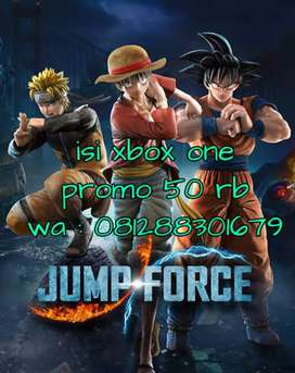 Game xbox one 10 game 500 rb