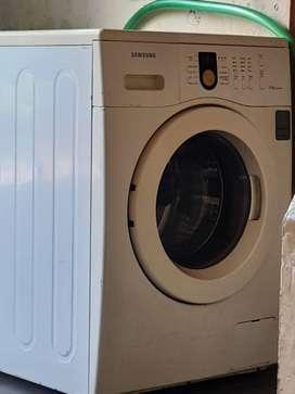 Jual mesin cuci samsung bekas tp sperti baru