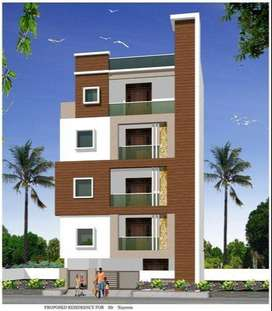 1 bhk ready to move flat in New Town AA 1 besides New Town School