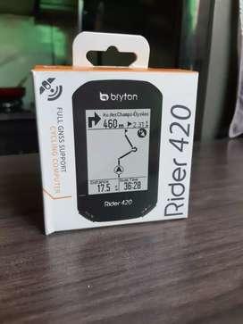 Bryton 420 & Bonus