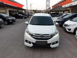 Honda New Mobilio E CVT A/T Thn 2019 Putih Metalik