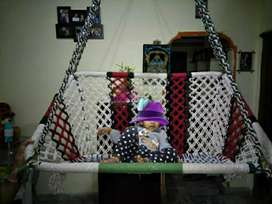 Swing or Jhula for kids and elder.