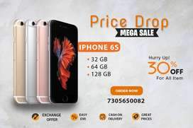 iPhone 6s 64GB And 128GB | COD Available | Sealed Pack
