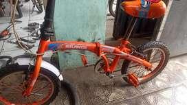 Sepeda lipat anak r16 Atlantis