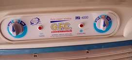 Model G.F.C 4000 air cooler in good condition six month used