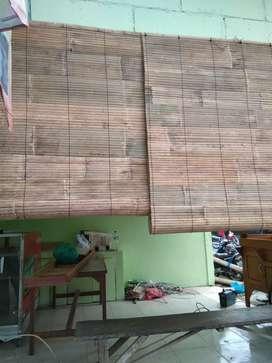 Tirai bambu berkwalitas