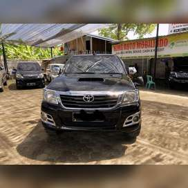 Toyota Hilux E Double Cabin 2012