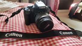 Cannon 1500D  for sale.  Price can be negotiable.