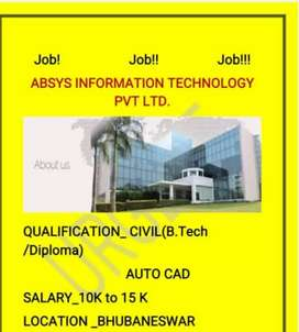 Please visit offic  job placement interview going on