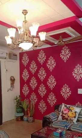 Pusat wallpaper dinding