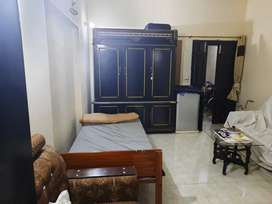 Furnished room,sharing  with or without home made food and laundry