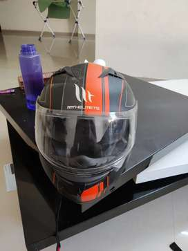 MT-Helmet for bikers price negotiable rarely used helmet
