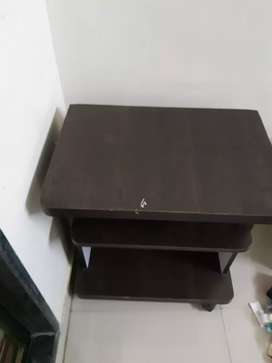 Wooden TV/ Computer Table for immediate sale