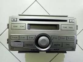 tape mobil original copotan toyota agya 2013 belum pernah di pakai
