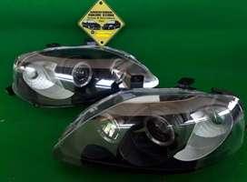Headlamp lampu depan projector angel eyes Honda civiv ferio 2000