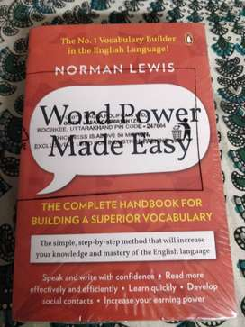 UPSC, Word Power Made Easy