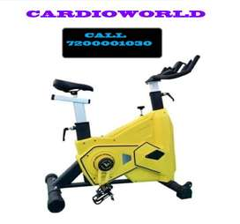 Get Spin Bikes with Warranty at Lowest Price in India