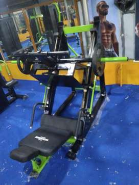 GYM SET UP AT AFFORDABLE PRICE
