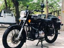 Standard (X) 350cc 6000km Driven