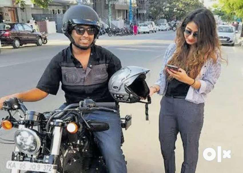 Needed bikers for uber moto in ECR 0