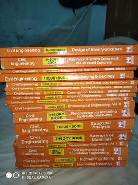 Updated made easy postal study material civil engineering(ies+gate).