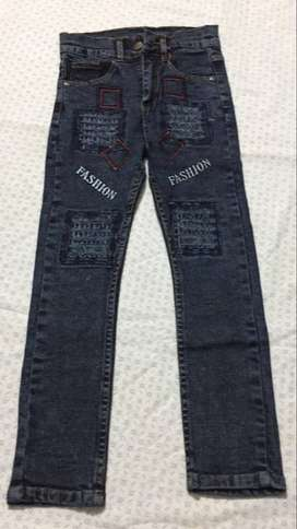 Fancy Jeans For Boys Available