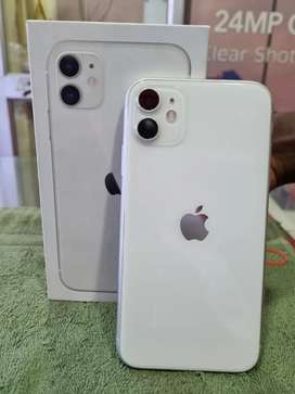IPHONE 11 128GB Rs.48000(3 days old)
