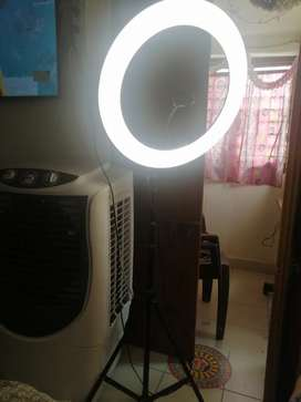 22 INCHS RING LIGHT WITH STAND
