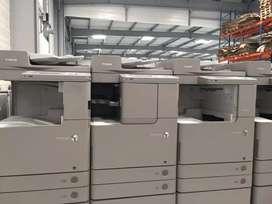 Foto copy digital siap kerja lembur