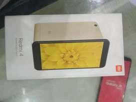 Redmi 4 ( 3GB ram 32 GB storage)