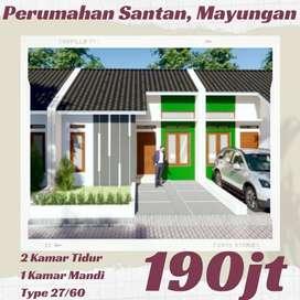 Dijual Rumah Minimalis Type 27/60 Di Klaten