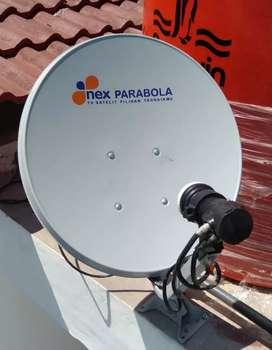 Parabola Karanganyar Tanpa Bulanan