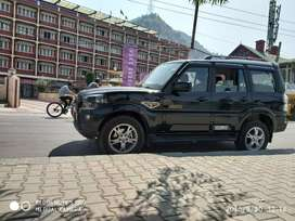 Wanna sell my scorpio 4x4 srinagar registration black colour