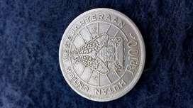 Uang logam 100 rupiah th 1978