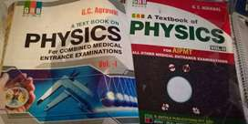 G.C. Agrwal physics book for sale by grb