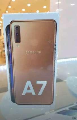 A7 2018 NEW 6/128GB  (no oppo realme asus)