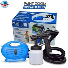 Paint Zoom Sprayer gasoline heaters is a protection close off