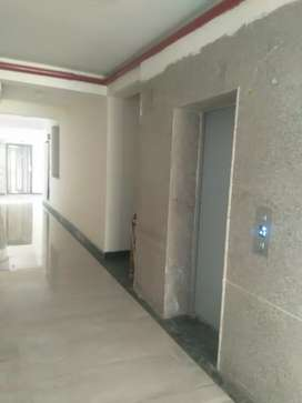 Three bhk flat available for rent.